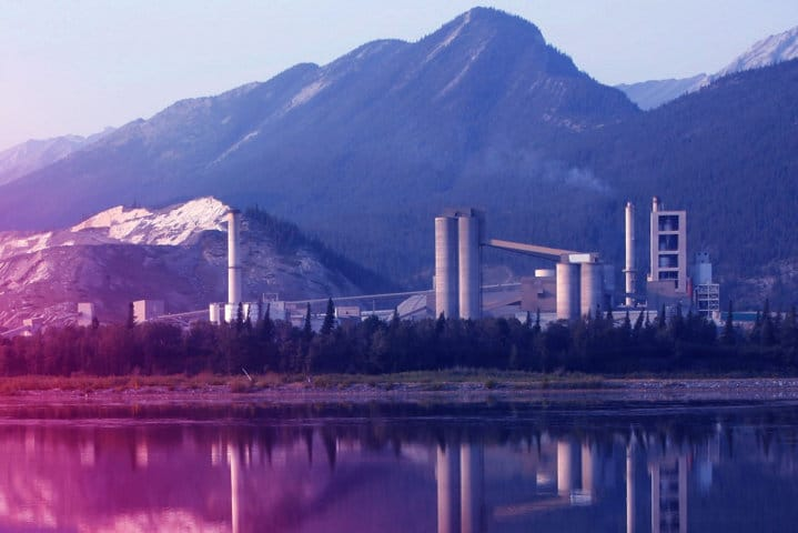 Kanin energy works with cement plants