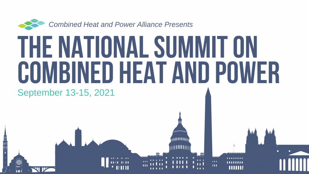 Combined Heat and Power 2021 Summit