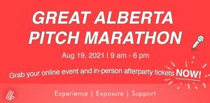 Great Alberta Pitch Marathon