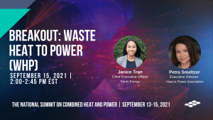 National Summit on Combined Heat and Power